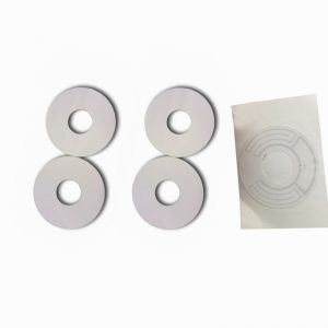 ISO15693 Icode Sli X/S CD Tag PP Paper NFC Disc sticker RFID DVD tag