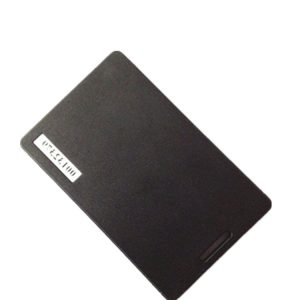 2.4G Active RFID Smart Card Long Distance Reading Range For Schools Child Tracking System