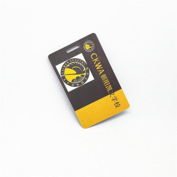 HF RFID card