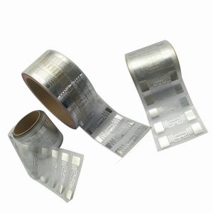 Long Range Soft Printable Anti-metal UHF Tags RFID EPC Gen2 Printable UHF Tags for Asset Management