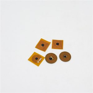 Waterproof F08 Soft Mini RFID Sticker 1k 10mm Pre-programmed FPC NFC Tag