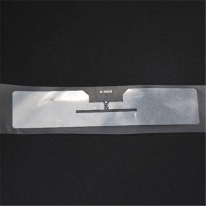 Wet/Dry Inlay 98x27mm UHF U8 Chip ISO18000-6C NXP 128bit EPC RFID UHF Tag