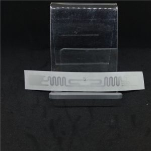 Wet tag 98*12mm UHF Alien H3 Chip 9640 antenna smart label for library