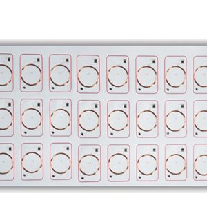 125khz TK4100 RFID Inlay Sheet ID PVC sheet for Card Production