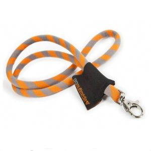 Recycling Lanyard Bracelet Festival Event Polyester Satin Ribbon Lanyard For Keys/events