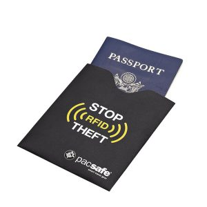 RFID Blocking Card E field Technology Credit Cards and Passports Protector Card Blocker