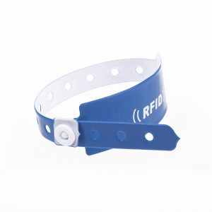 Customize PVC Disposable Bracelet , China Factory Supply
