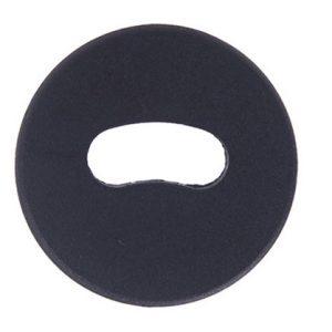 860-960mhz Waterproof High Temperature Resistant PPS UHF Clothes Washable Button H3 RFID Laundry Tag