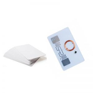 Dual Frequency PVC Card TK4100 combine Alien H3 Smart RFID Card