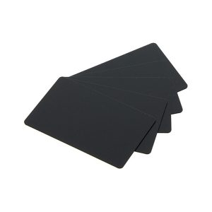 CMYK Offset Printing VIP Card Custom Plastic Black PVC Business Card