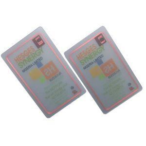 Customized Printing 125KHZ LF EM4450 Smart RFID Card For Time And Attendance