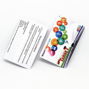 HF Mifare Plus S 4K PVC RFID Smart Card With Customize Logo and Low Cost