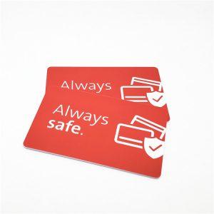 Custom Printable Ntag215 RFID Card For Payment – 13.56MHZ PVC NFC Card