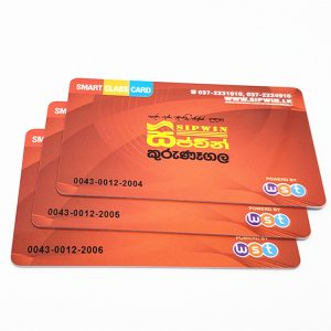 Custom Printable Ntag215 RFID Card For Payment – 13.56MHZ PVC NFC Card