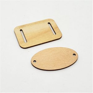 Wooden RFID Electronic Key Card For Hotel Door Locks System With Factory Price