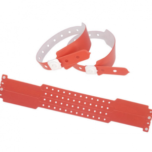 MF Ultralight RFID PVC Wristbands for Water Park – NFC PVC Event Bracelets