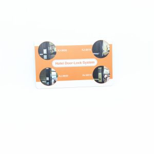 Plastic IC Preprinting RFID Smart Fitness Card With MF 1K S50 Chip For Hotel Lock System