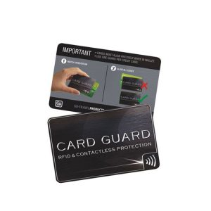 Custom Best RFID Blocking Card To Protect Your Wallet