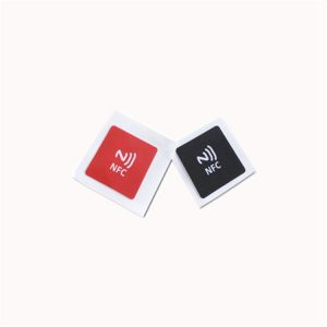 Wholesale 13.56MHZ Waterproof Printed NFC Tag Sticker