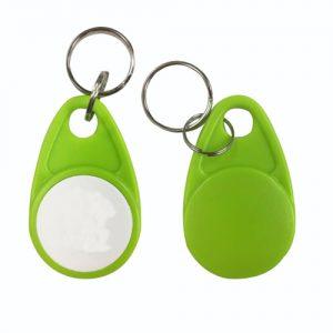 RFID Keyfob With EM 4305 Chip, 125 KHZ Keychain RFID Key Tag for hotel Access Control lock