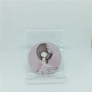 Custom Logo RFID Token Coin Tag With 13.56MHZ N-tag 216 For Mobile Payment