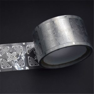 ISO18000-6C Passive Writable Adhesive UHF RFID Tag for Long Distance Management