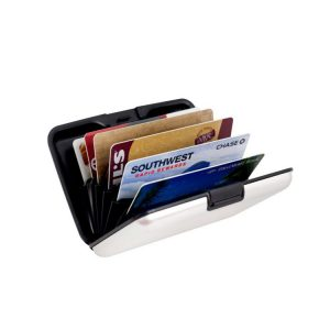 Anti Signal RFID Blocking Card For E field Technology Credit Cards and Passports Protector Card