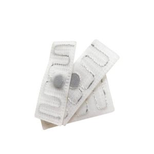 RFID textile cloth washing tag with H3 chip, 860-960mhz Long Range Reading Distance UHF laundry tag