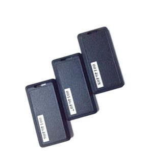 2.4G Active RFID Card With RFID Sensor Tags for Employee ID Control System