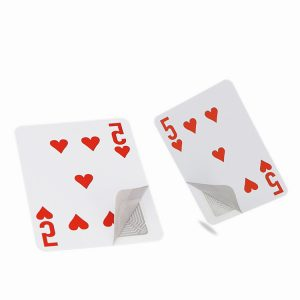 Custom 13.56MHz RFID Poker Cards, RFID Playing Cards For Sale