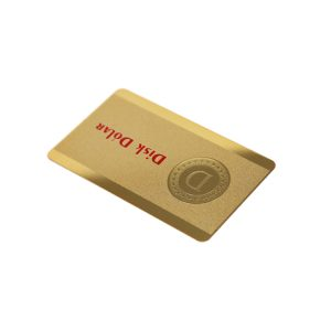 Custom metal card,Laser engraving metal business card blanks for club vip clients