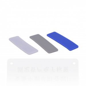 UHF Passive RFID Silicone Smart Tags for Industrial Laundry chain management and apparel management