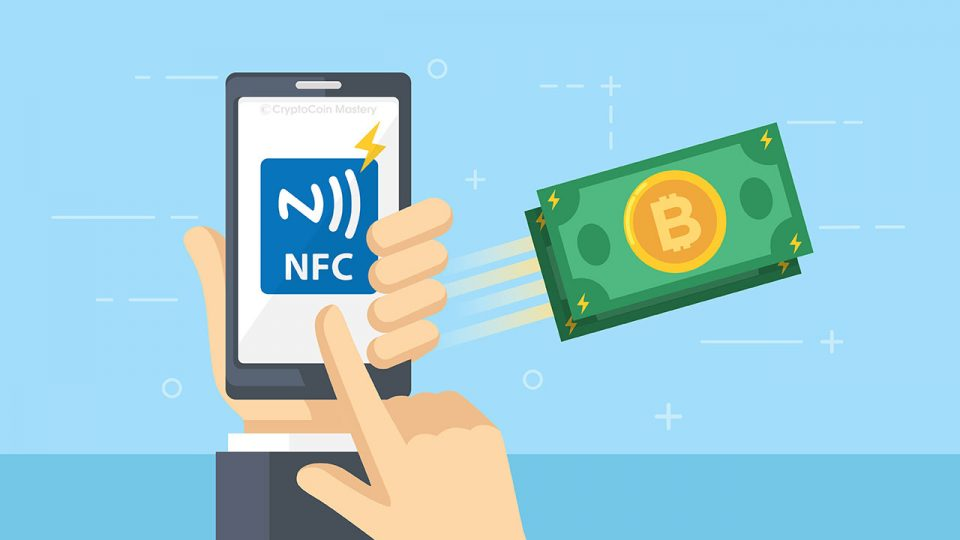 NFC Pays for Parking With HonkTAP