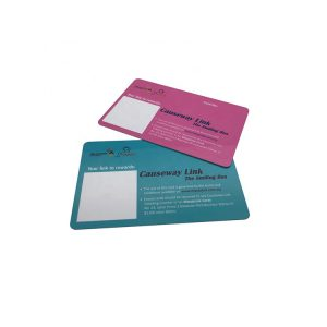 High quality RFID Personalized Printing MF Des-fire NFC Smart Card for Payment System