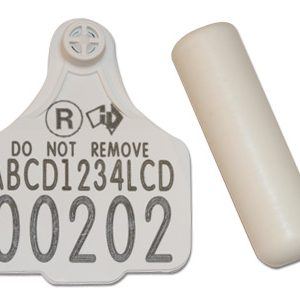 RFID Animal Bio-chemical Electronic Ceramic Rumen Bolus Tag for Cattle Cow Sheep Stomach