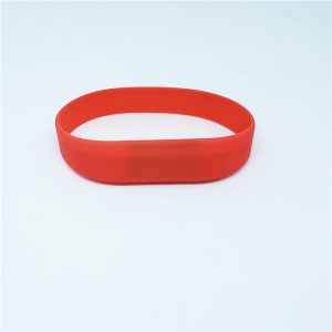 Program ID Bracelet T5577 chip Waterpark Silicone RFID wristbands