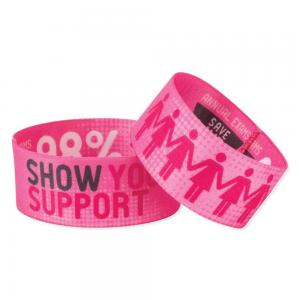 ID Copy EM4305 chip Elastic Bracelet RFID Fabric Wristband