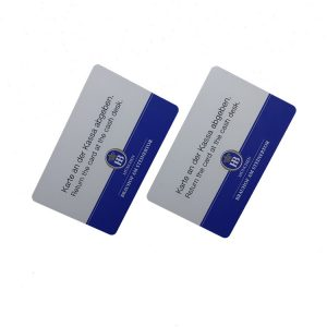 ISO14443A Customized Printing N-tag 216 NFC Smart Card for RFID marathon system