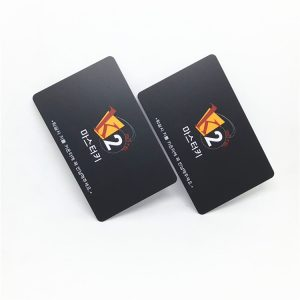 13.56MHz Rewritable N-TAG 213 NFC Printed Smart Card for IC Reader