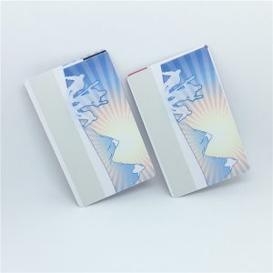 CMYK Printing LF RFID Card With Hi-tag1 Chip For ID Identification