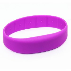 Multi-functional FELICA-LITE-S NFC chip Bracelet swimming pool silicone rfid wristband