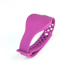 860mhz UHF H3 chip amusement silicone rfid wristband/ rfid bracelet