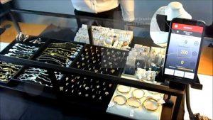 How RFID jewelry tags work ?