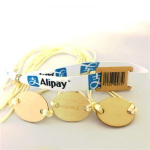 13.56mhz Eco friendly recycle RFID Ultralight wood tag Bracelet NFC Events Ultralight C EV1 wooden wristband