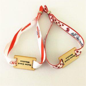 LF 125khz Program RFID T5577 wooden tag Wristband Access Control bracelet
