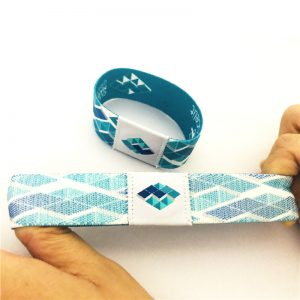 13.56mhz MF ultralight C EV1 Elastic Wristband 50pf capacitance NFC smart stretch Bracelet