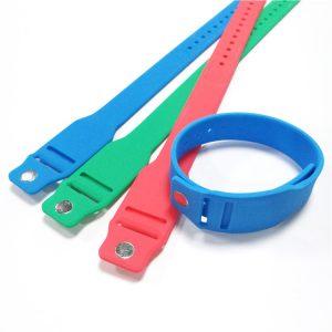 Newest Insert SIM Wristband Cashless Payment Ultralight EV1 Durable NFC Silicone Bracelet