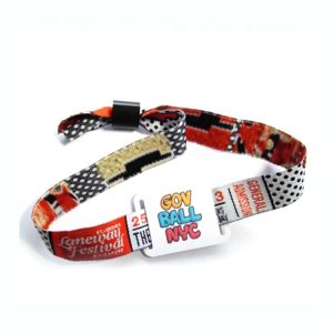 GYM MF DESFire EV2 4K 2k rfid wristband nfc bracelet with custom logo printing