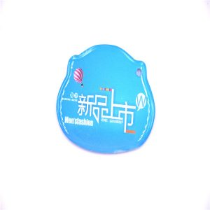 Anti-metal Smart Epoxy tag with TI-2048 chip for outdoor