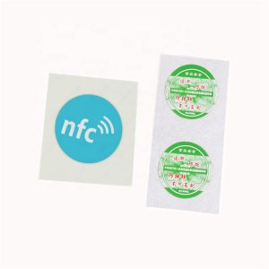 Japan FELICA-LITE-S NFC Chip Tag Access Control RFID Label